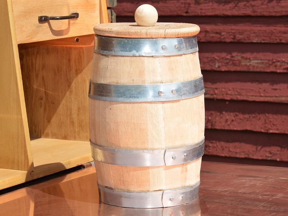 Chọn mua thùng gỗ sồi đựng rượu như thế nào chất lượng?