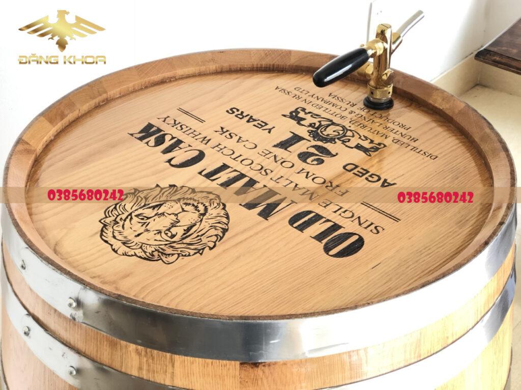 Dịch vụ giao hàng nhanh chóng tại Xưởng sản xuất thùng gỗ sồi - thunggosoidungruou.net