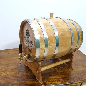 Bán thùng gỗ sồi cũ